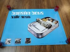 Beastie Boys Hello Nasty Promotional Poster 1998