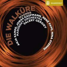 Anja Kampe - Wagner: Die Walkure (Mariinsky Orchestra/Gergiev) [CD]