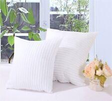 Throw Pillow Inner Core Soft PP Cotton White Insert Filling Seat Cushion Decor