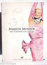 Marilyn Monroe: The Diamond Collection Volume 1 (DVD, 2001, 6-Disc Set)