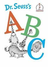 Beginner Books(R): Dr. Seuss's ABC by Dr. Seuss (1960, Hardcover)