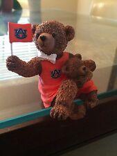 New University of Auburn Susan & Shannon Cheerleaders War Eagle Bleacher Bear
