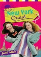 New York Quest (Highflyers) By Judy Allen
