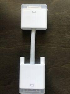 Genuine Apple 603-8471 DVI to DVI Video Female to Male Adapter