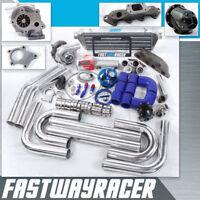 CL Accord F22B F23A Close Port 0-00-0 T3 T3/T4 T04E Turbo Kit Turbo Manifold 2.3