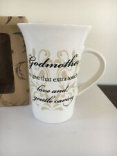 Godmother Mother Mug In Gift Box, Great Gift