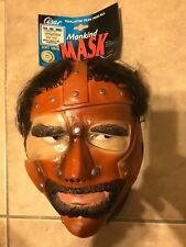 Mankind Head Mask w/ Hair NEW w/ Tag Cactus Jack Mick Foley Cesar 1997 WWF WWE