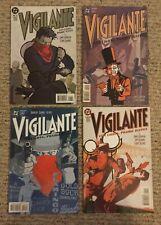 Vigilante: City Lights, Prairie Justice #1-4 complete series western set DC 1995