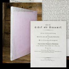 1821 Weiller Cajetan von Ueber Ethik als Dynamik