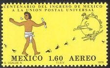 Mexico 1979 Universal Postal Union/UPU/Emblem/Mail/Post/Animation 1v (n42926)