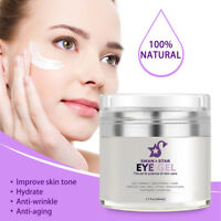 Swan Star Under Eye Cream Gel Remove Dark Circles-Crows Feet-Bags Anti Aging