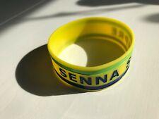 Wristband Ayrton Senna Sempre