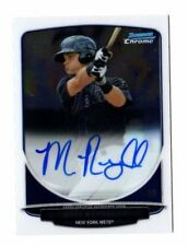 MATT REYNOLDS MLB 2013 BOWMAN CHROME PROSPECT AUTOGRAPHS (NEW YORK METS)