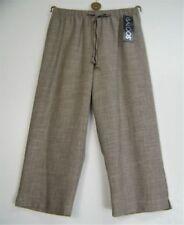 Pantalones de mujer color principal blanco de poliéster