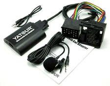 Bluetooth AUX In MP3 Adapter passend BMW MINI Radio mit Rundpin-Anschluß