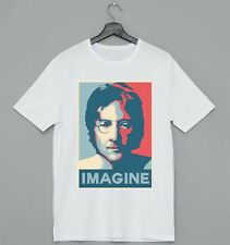 John Lennon Imagine Cool Designer Present Men Women Unisex T-shirt
