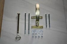 Complete Mounting Bracket Assys for 150mm dia. Pole Carrier for Caravan/Trailer