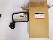 Classic Mini R/H Black Plastic Door Mirror - JPC9848