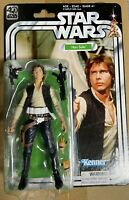 Star Wars Black Series Han Solo 40th Anniversary 6-Inch Action Figure