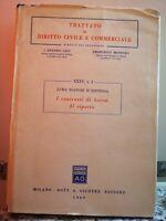 Trattato di Diritto civile e commerciale di A.cico F.messineo,1969, A.Giuffè-F