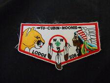Tu-Cubin-Noonie Lodge 508 s19 flap