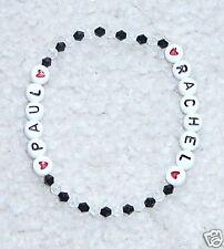 Personalized Mom Mother Bracelet Keepsake Beaded