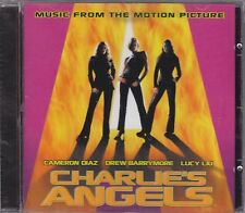 CHARLIE'S ANGELS - o.s.t. CD