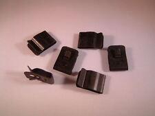 BRAKE PIPE CLIPS MK1 MK2 ESCORT CAPRI RS2000 MEXICO TWIN CAM FORD CORTINA ANGLIA