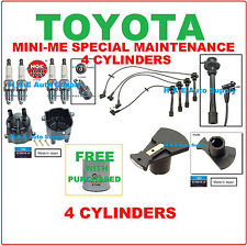 94-97 T100 TACOMA TUNE UP KITS: SPARK PLUGS, WIRE SET, FILTER, DIST.CAP & ROTOR