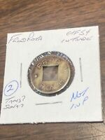 Token, Fred Roth Good For 5 Cents In Trade Token Coin P30