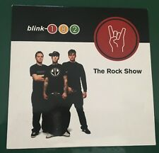 Blink 182 - The Rock Show, 2-Track Promo CD Single