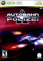 Brand New Sealed Autobahn Polizei (Microsoft Xbox 360, 2010)