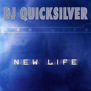 DJ Quicksilver New life (2003) [Maxi-CD]