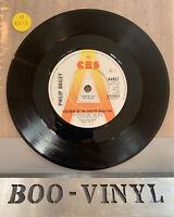"""Philip Bailey Children Of The Ghetto - A Label UK 7"""" vinyl single record promo"""