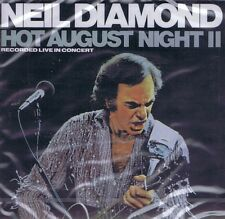 MUSIK-CD - Neil Diamond - Hot August Night II - Recording Live In Concert
