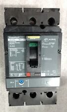 New Square D Power Pact Jdl36250 Circuit Breaker 250A w/ load lugs - 60 day warr