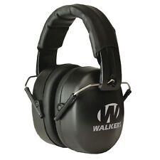 Walker's EXT Passive Folding Muff-34dB NRR-Black (GWP-EXFM3) - NEW™