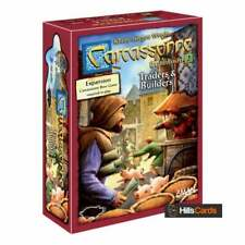 Traders & Builders Expansion 2 For The Carcassonne Board Game - 2015 New Edition