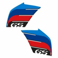 Adesivi 3D Protezioni Laterali compatibili con BMW R 1200 GS 2004 - 2007