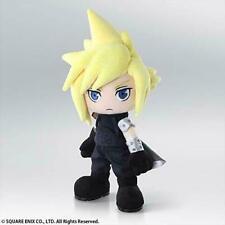 Final Fantasy Vii: Cloud Strife Action Doll Plush