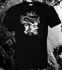 AGALLOCH Tee Shirt woods of ypres alcest drudkh panopticon katatonia ulver opeth