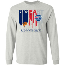 Men's Basketball Big East Conference 2020 Long Sleeve Tee Shirt S-5XL