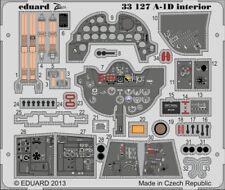 Eduard 1/32 Douglas A-1D Skyraider Intérieur autocollant # 33127