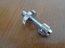 VINTAGE BMW CABLE ADJUSTING SCREW  STAINLESS STEEL. NEW R26 R27 R50-R69S