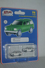 Atlas 1993 Ford Explorer KCS N Scale 2-pack 60000075
