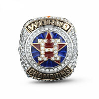 Men's Sport Ring Houston Astros Ring Championship Ring Sport Fans Gift