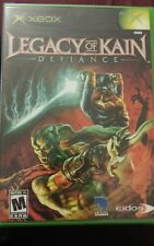 New - Legacy of Kain: Defiance  (Xbox, 2003) still in original packaging.