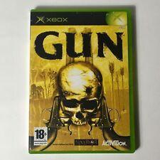 Gun Xbox Great Condition