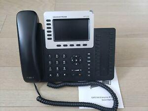 Grandstream GXP2160 Enterprise HD 6 Line VoIP Phone - Black