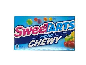 Sweetarts Mini Chewy (106.3.7g) Theatre Box American Candy Import